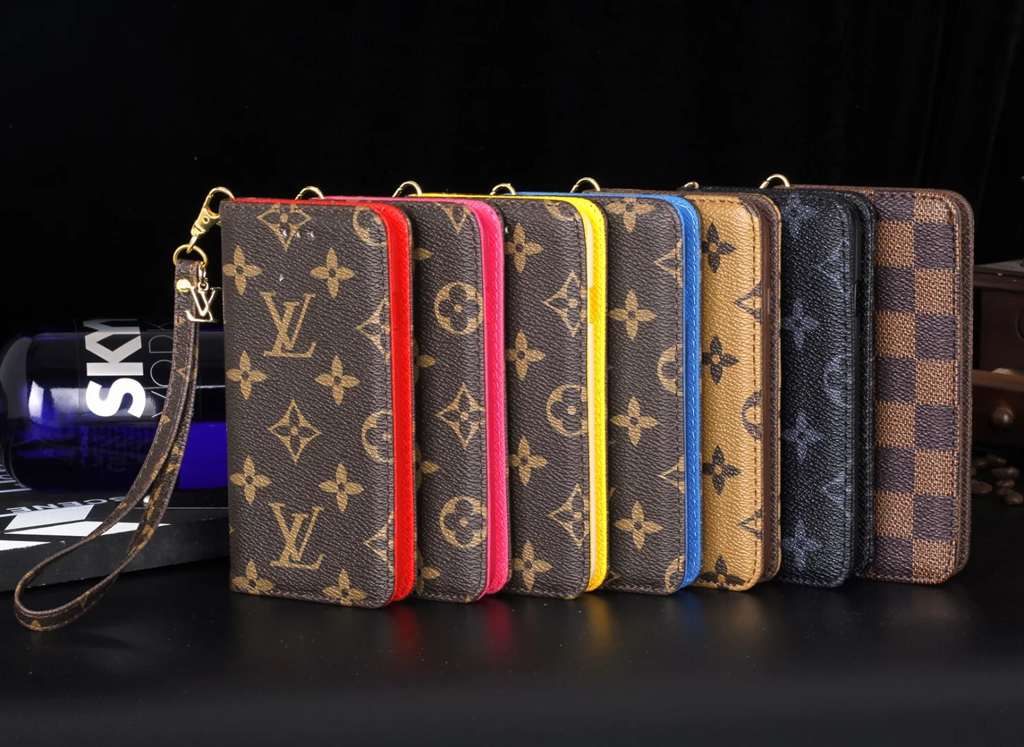 edle iphone hüllen mini iphone hülle Louis Vuitton iphone7 Plus hülle iphone hülle bunt smartphone ca7 7lbst gestalten handyhülle mit foto cover für iphone 7 Plus iphone 7 Plus hülle was7rdicht iphone 7 Plus flip hülle