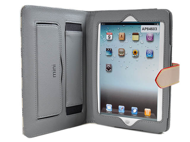 protective ipad mini case ipad mini cover with strap fashion IPAD MINI1/2/3 case thin ipad cover ipad felt sleeve smartcover best cheap ipad case ipad min cover best case for ipad 2